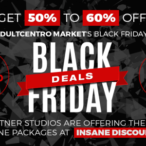 Black Friday Deals on AdultCentro Market