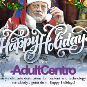 Happy Holidays from Adultcentro!